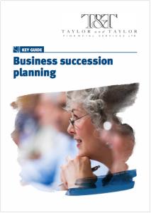 Business Succession Planning Leaflet