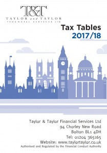 Tax Tables 2017-18 Front Cover