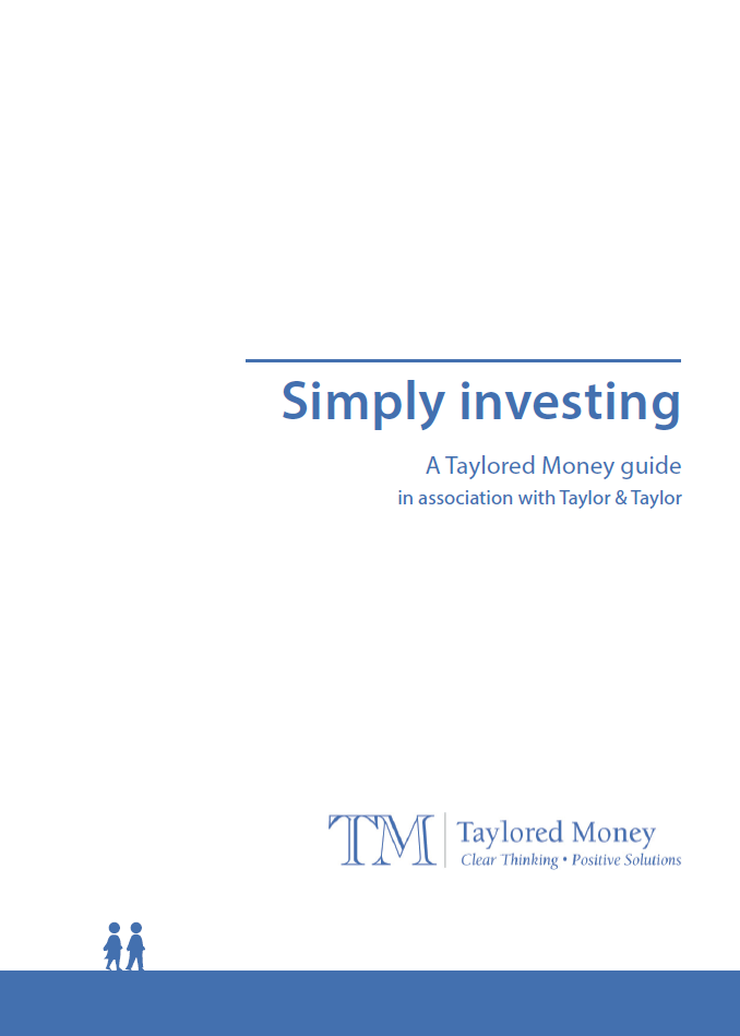 Simply Investing Front Page